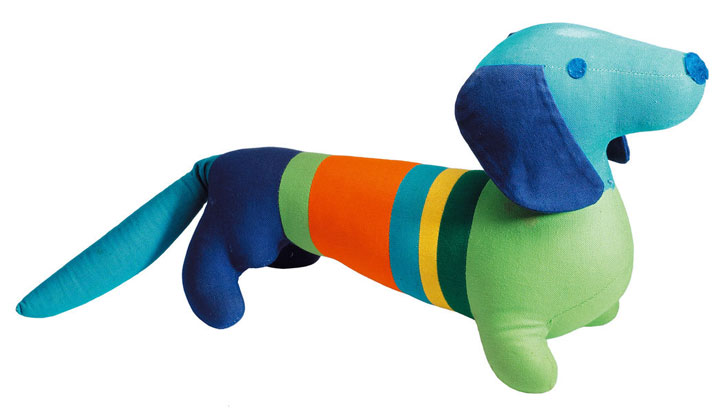 The first Olympic mascot was a dachshund