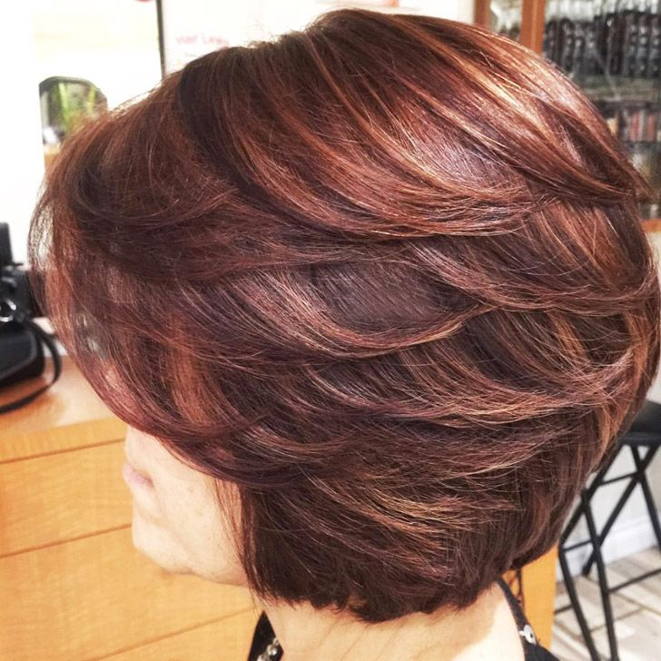 20 Best Short Hairdos For Women Over 60 That Will Take 20 Years Off Your Face_21
