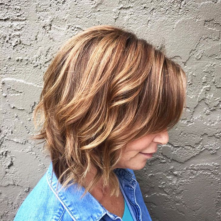 20 Best Short Hairdos For Women Over 60 That Will Take 20 Years Off Your Face_25