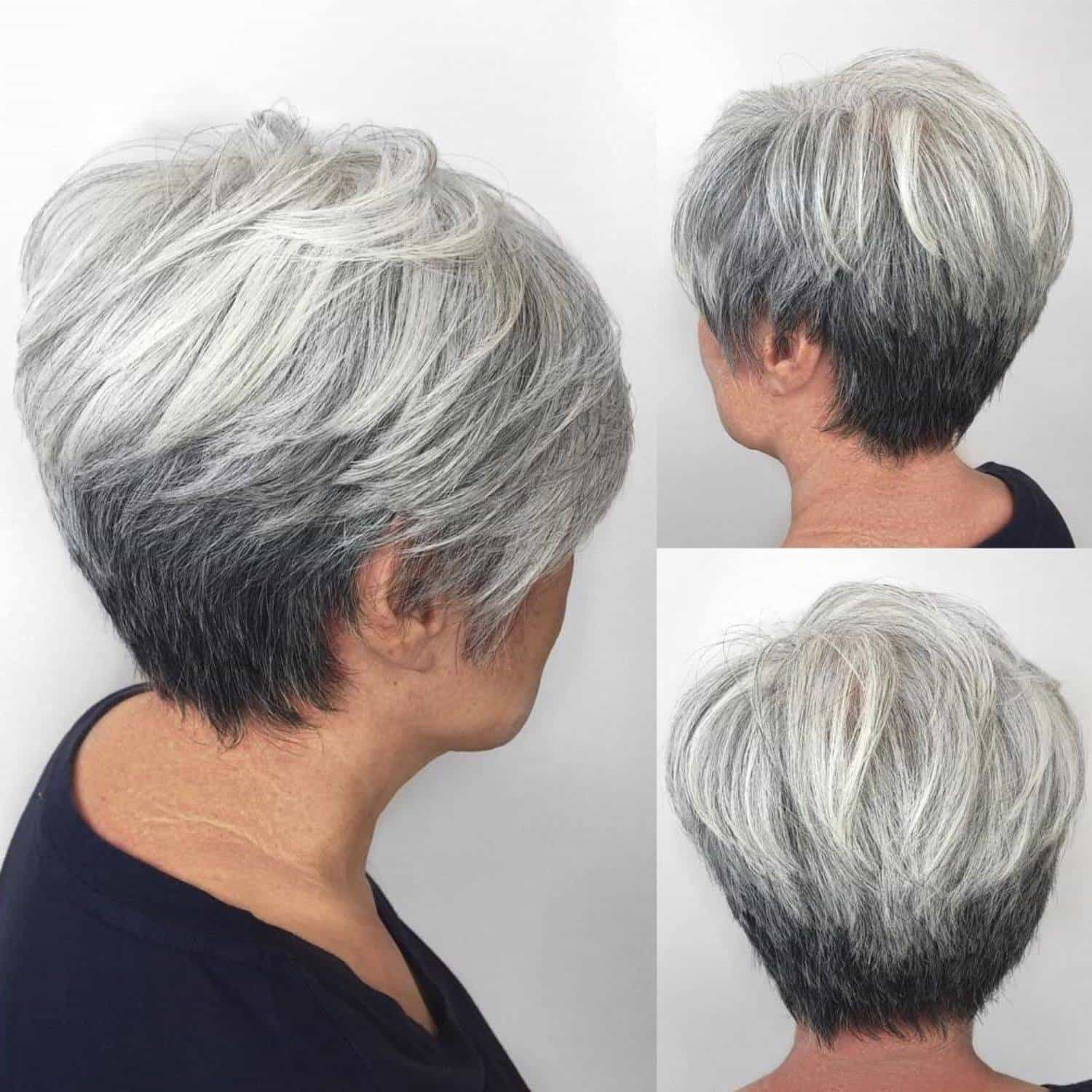 20 Best Short Hairdos For Women Over 60 That Will Take 20 Years Off Your Face_29