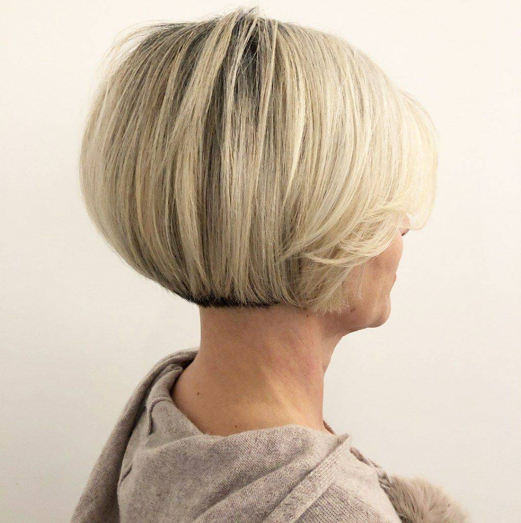 20 Best Short Hairdos For Women Over 60 That Will Take 20 Years Off Your Face_35