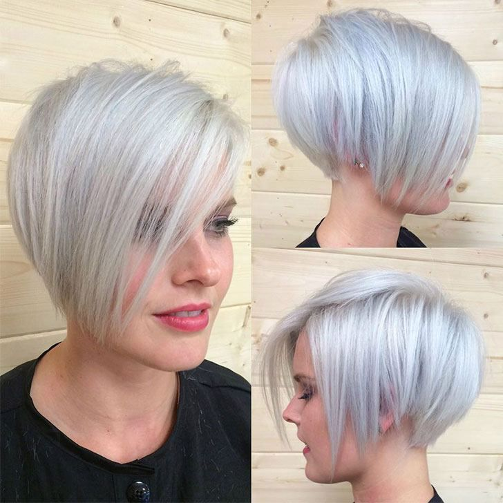 20 Best Short Hairdos For Women Over 60 That Will Take 20 Years Off Your Face_41