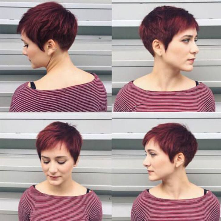 20 Best Short Hairdos For Women Over 60 That Will Take 20 Years Off Your Face_43