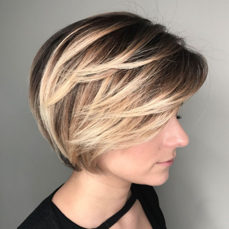 50 Best Short Hairdos For Women Over 60 That Will Take 20 Years Off Your Face_53