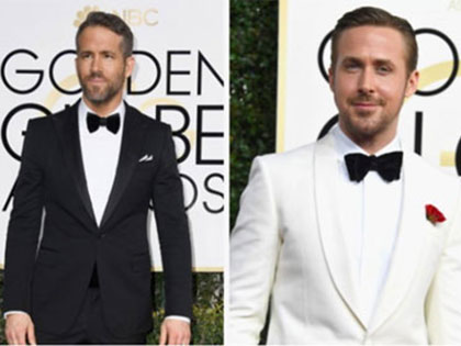 11 Guys Who Looked Fine As Hell At The Golden Globes