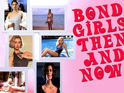 12 Bond Girls: You Won't Believe How They Looked Then And Now