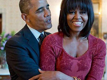 20 Intimate Pictures That Tell Barack And Michelle Obama's Beautiful Love Story
