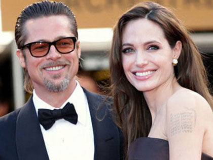 20 Pictures Tell Brad Pitt And Angelina Jolie's 12-Year Romance Storie