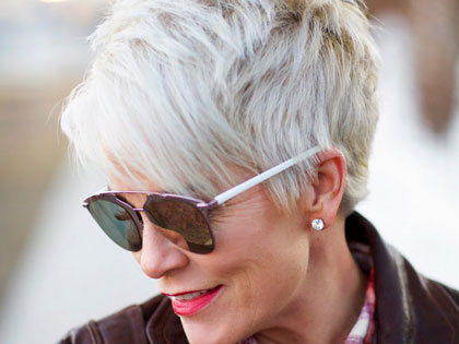 22 Stunning Hairstyles For Women Over 50