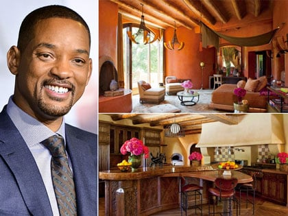 Inside Will Smith's $42 Million Los Angeles Mansion
